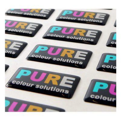 Custom Domed Stickers 14